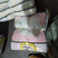 龙天夹棉女版三件套