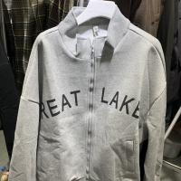 字母卫衣外套