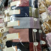 椅山优品兔绒堆堆袜