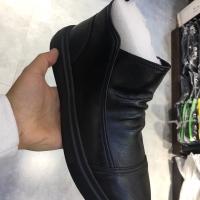 加绒小皮鞋