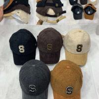 S字母棒球帽