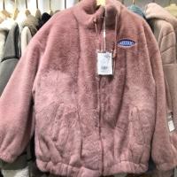 冬季外套水貂毛