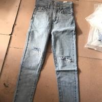 春季牛仔裤
