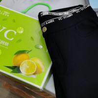 柠檬VC裤