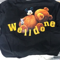 well熊T恤