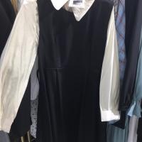 两件套连衣裙