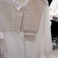 两件套衬衫