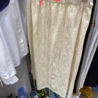 碎花蕾丝半裙