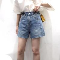 夏季牛仔短裤