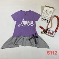 女中童裙衫