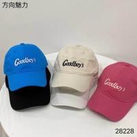 Good字母棒球帽