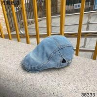 牛仔鸭舌帽