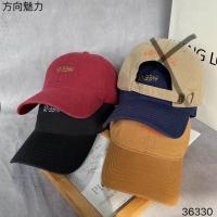 字母棒球帽