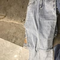 夏季牛仔裤
